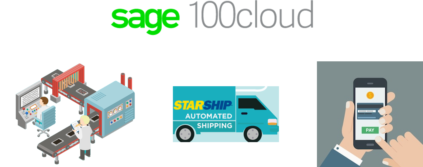Sage 100cloud Engineer to Order