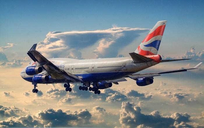 British Airways 50% Off Awards