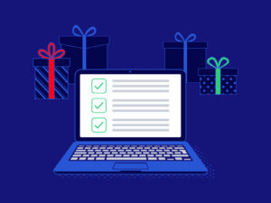 Holiday Shopping Budget Template
