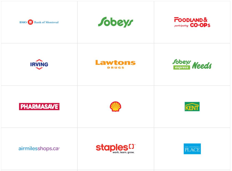 sample Shop the Block partners