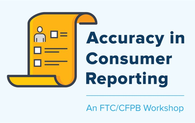 Accuracy in Consumer Reporting Workshop logo