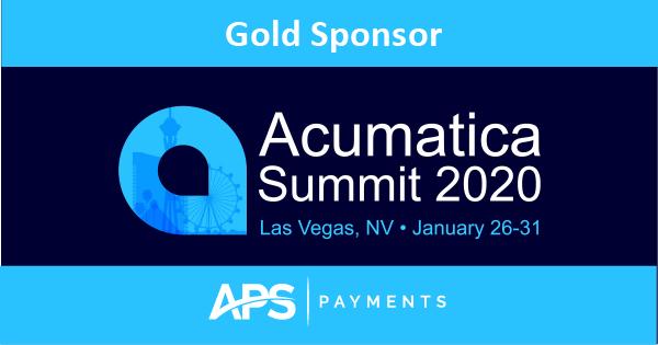 Acumatica Summit 2020