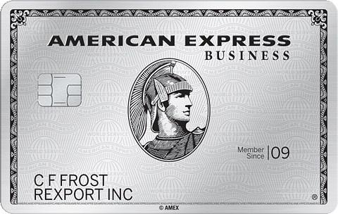 Amex Business Platinum 85k offer