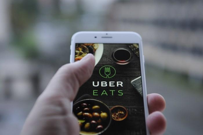 uber eats code