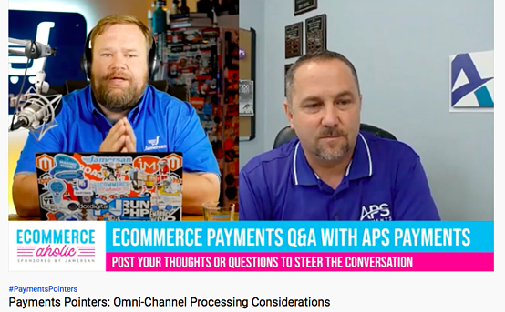 OmniChannel Payments Pointers