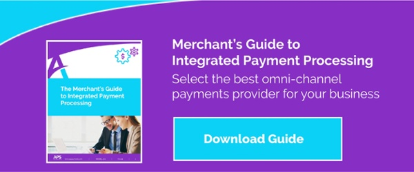 Merchant's Buyers Guide to Integrated Payments