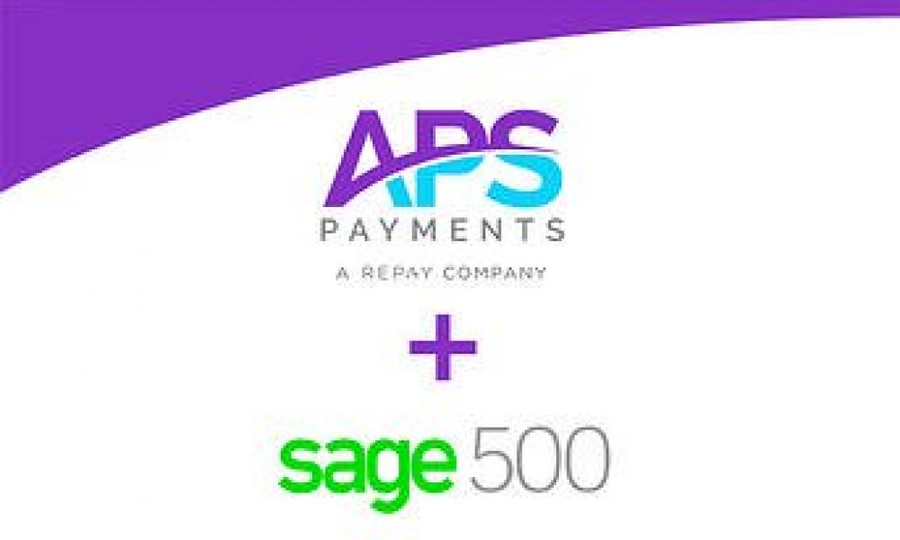 APS Payments Announces Integration with Sage 500