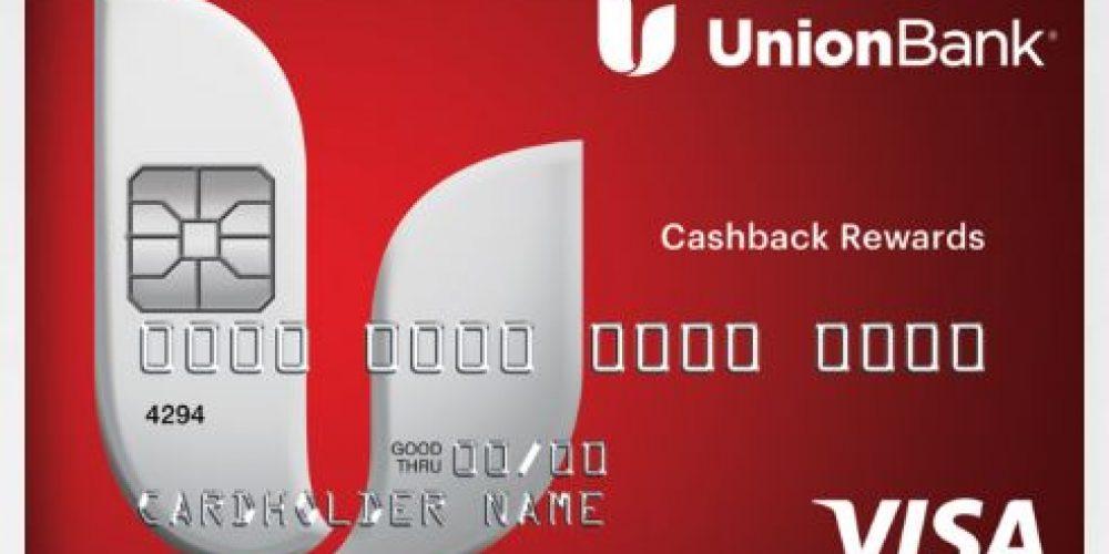 Union Bank Cash Offer Credit Card Bonus