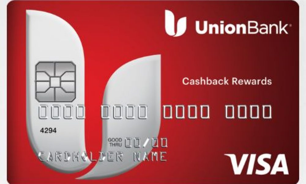 Union Bank Cash Offer Credit Card Bonus