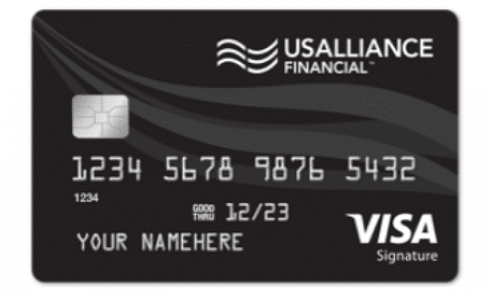 USAlliance 3% Visa Signature Card to Change to 2% in February