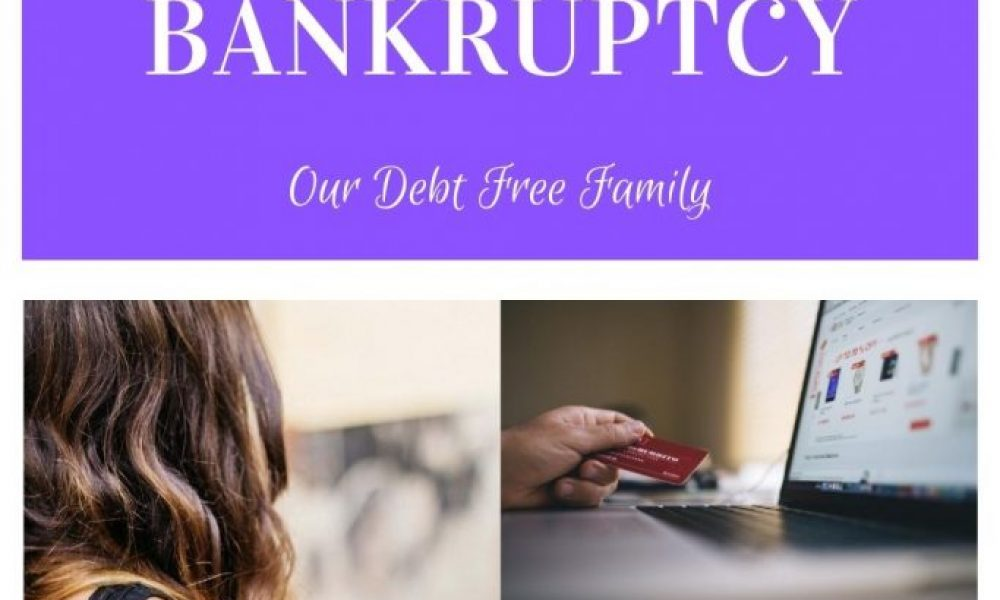 Why is No One Talking About Shopping Addiction and Bankruptcy?