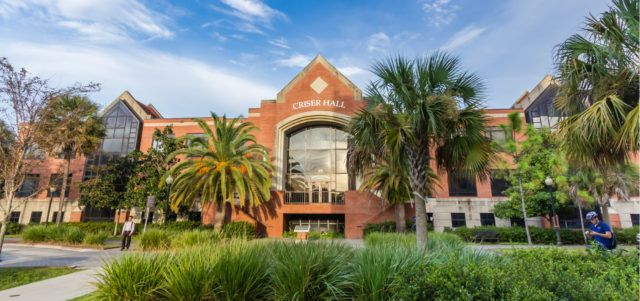 criser hall at the university of florida
