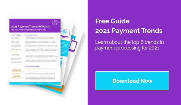 2021 Payment Trends